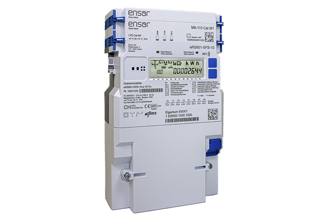 eRS801 Datensicherheit made in Switzerland
